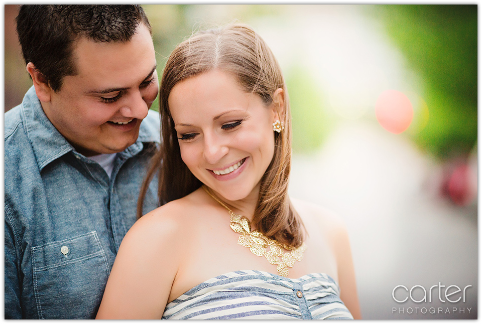 In Love Daniel Amp Katie S Engagement Session Carter