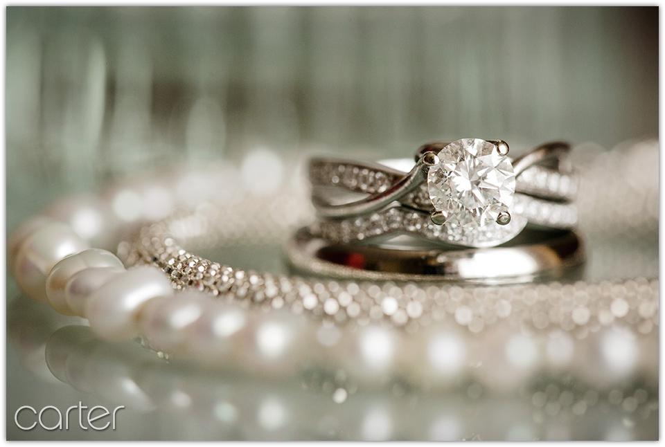 Kansas City Wedding Photographers at the Sawyer Room - Carter Photography