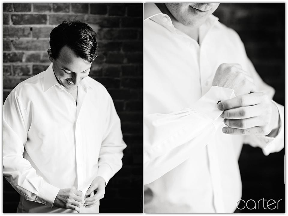 Wedding Photographers Bessie's Barn Centerville Iowa - Carter Photography