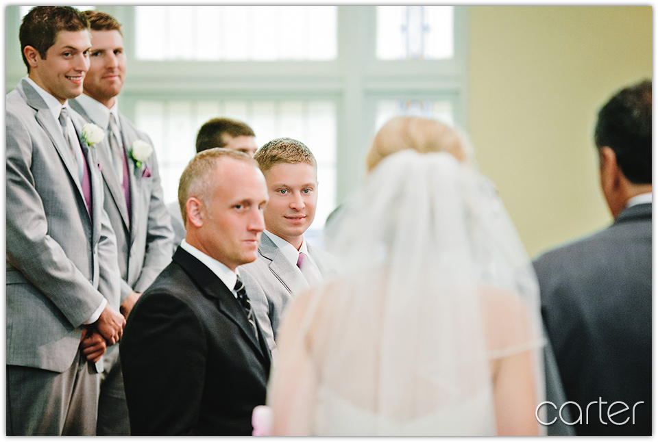 Kansas City Wedding Photographers - Carter Photography - Liberty Heritage Hall