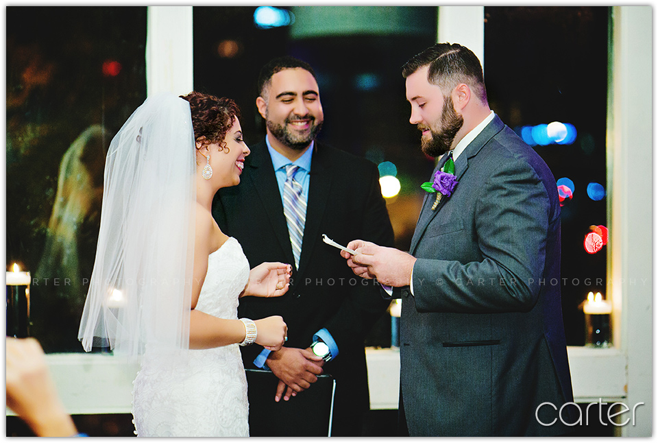 Kansas City Wedding Photographers - Carter Photography at Californo's in Westport