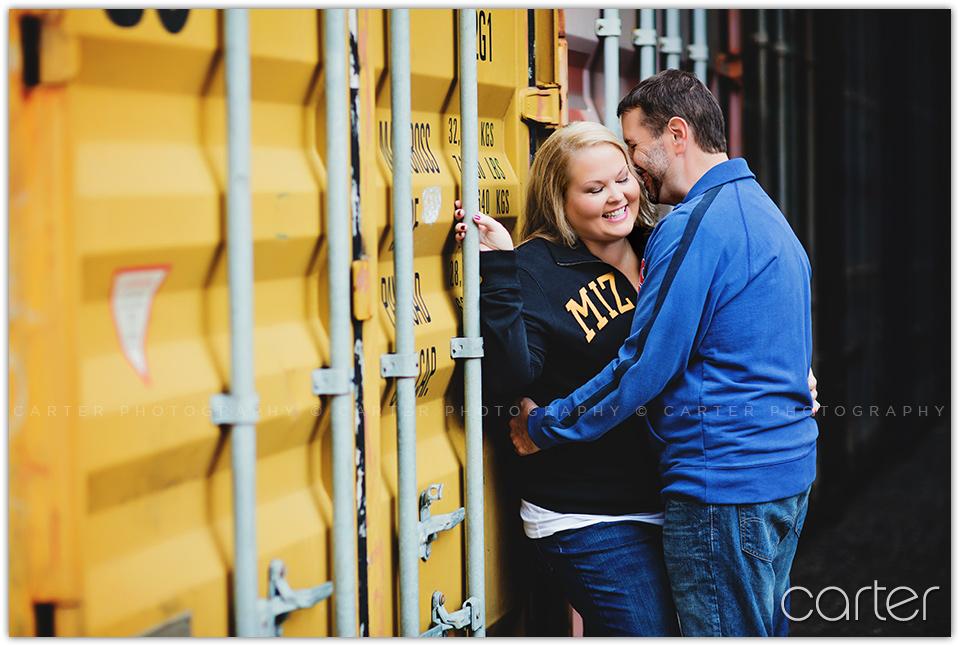 Carter Photography Engagement Session Kansas City