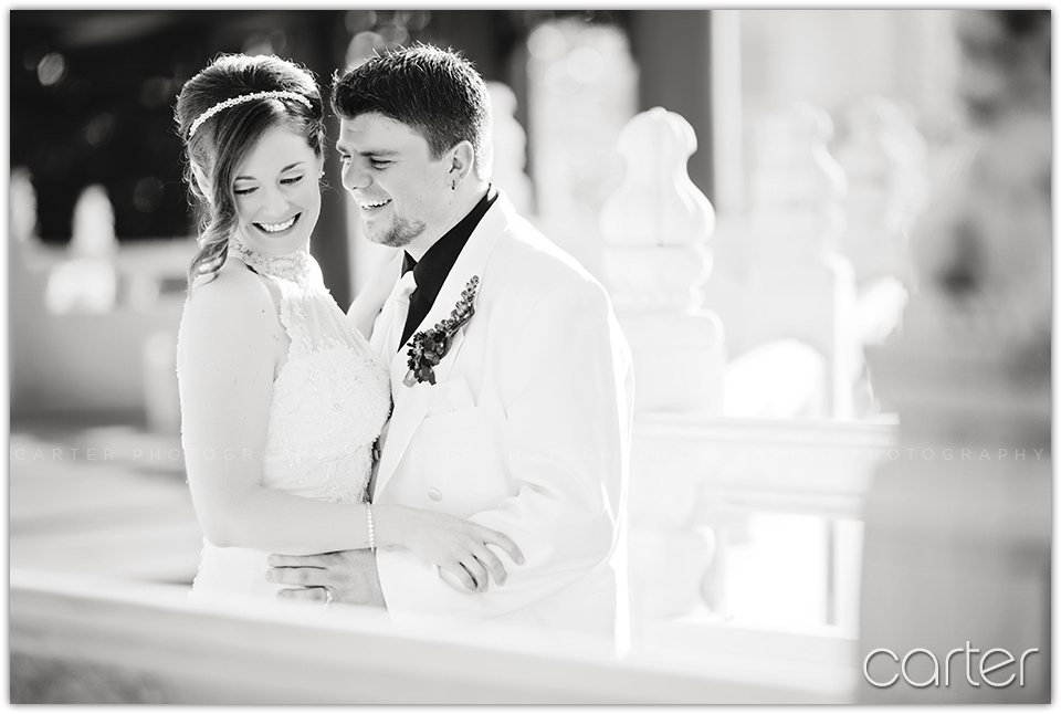 Carter Photography - Des Moines Wedding at the Sheraton and Botanical Gardens