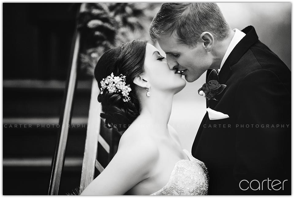 Chicago Wedding at Drury Lane Theater - Carter Photography Kansas City