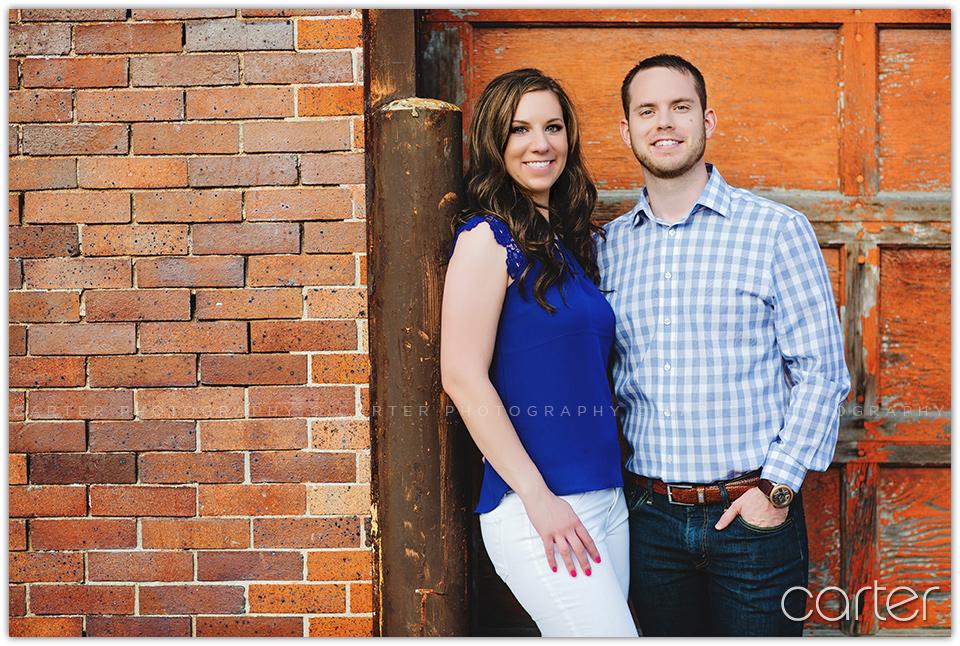 Kansas City Engagement Session Photographers - Carter Photography