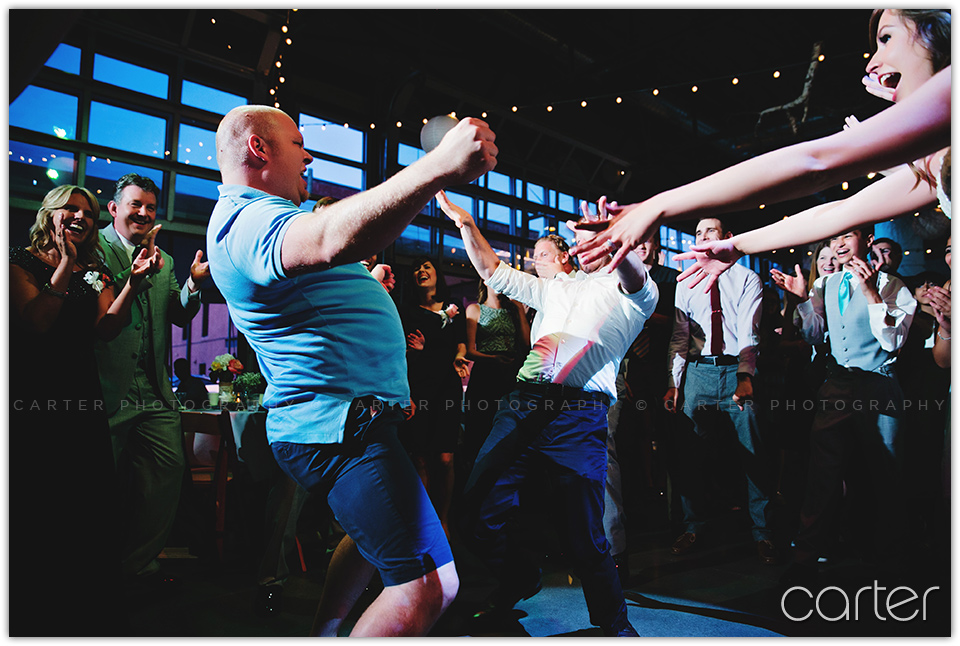 Kansas City River Market Event Place Wedding Pictures - Carter Photography