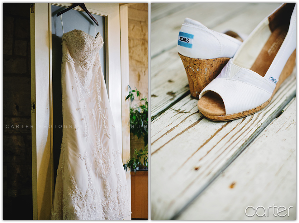 Eureka Springs Wedding Pictures - Carter Photography - The Crescent