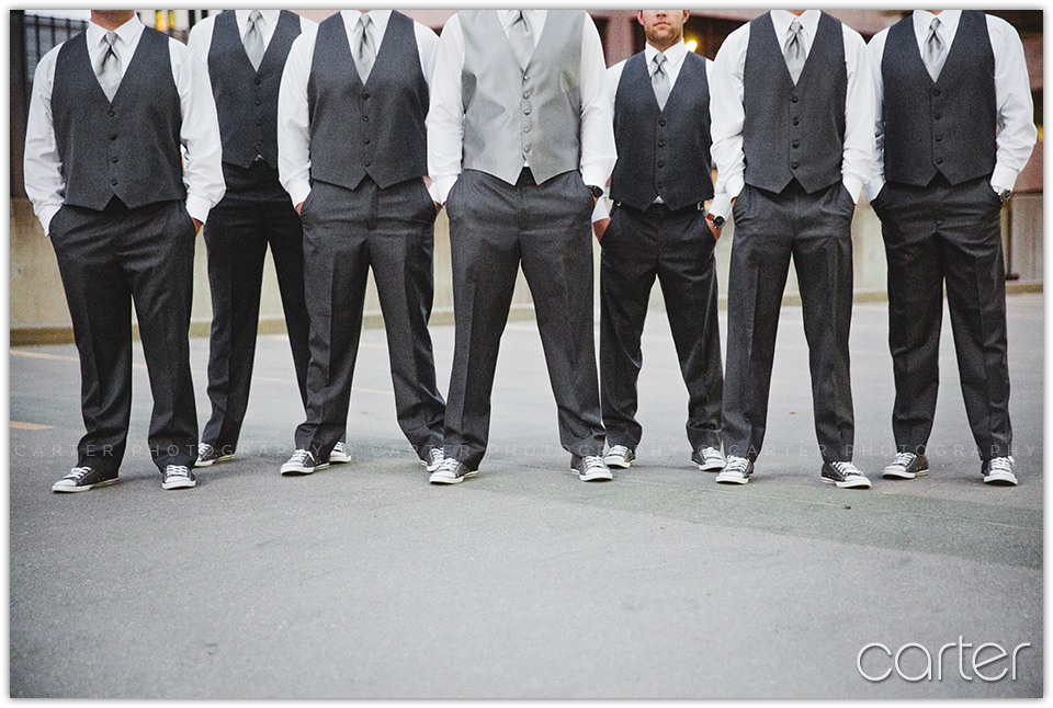 Kansas City Wedding Photography at the Town Pavilion by Carter Photography