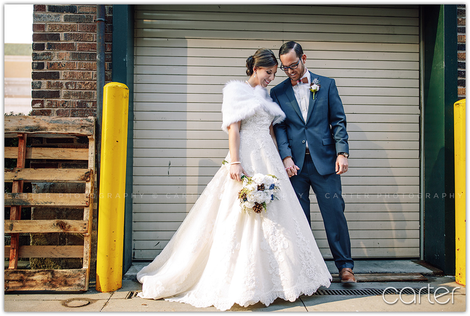 Wedding Pictures at Terrace on Grand Downtown Kansas City - Carter Photography