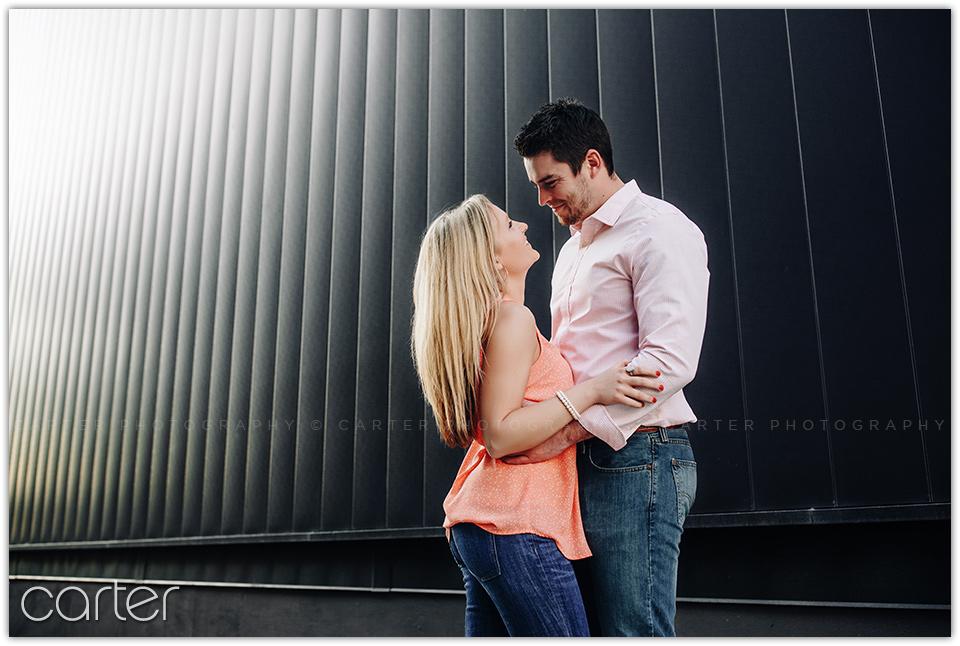 Cedar Rapids Iowa Engagement Pictures - Carter Photography