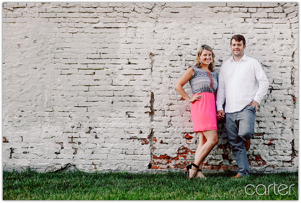 Kansas City Engagement Pictures - Carter Photography