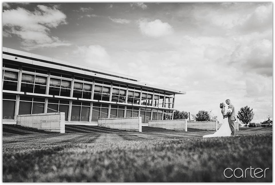 Hotel Kirkwood Cedar Rapids Wedding Pictures - Carter Photography