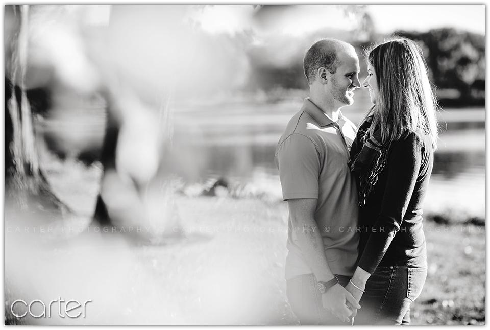 Des Moines Engagement Session Pictures - Carter Photography