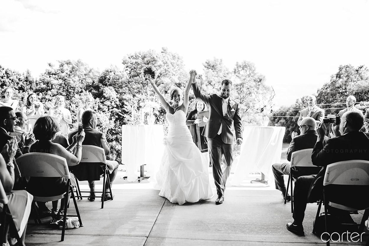 Copper Creek Golf Wedding Pictures Des Moines - Carter Photography