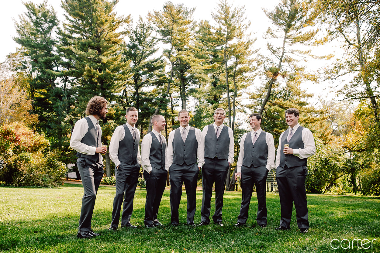 Four Mounds Inn Wedding Pictures Dubuque Iowa Photographers - Carter Photography