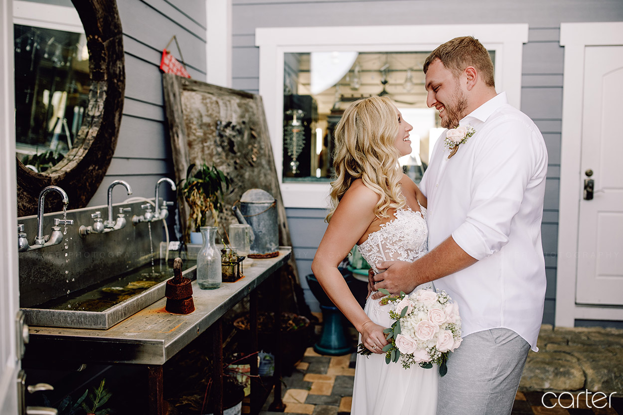 Panama City Beach Wedding Pictures - Carter Photography