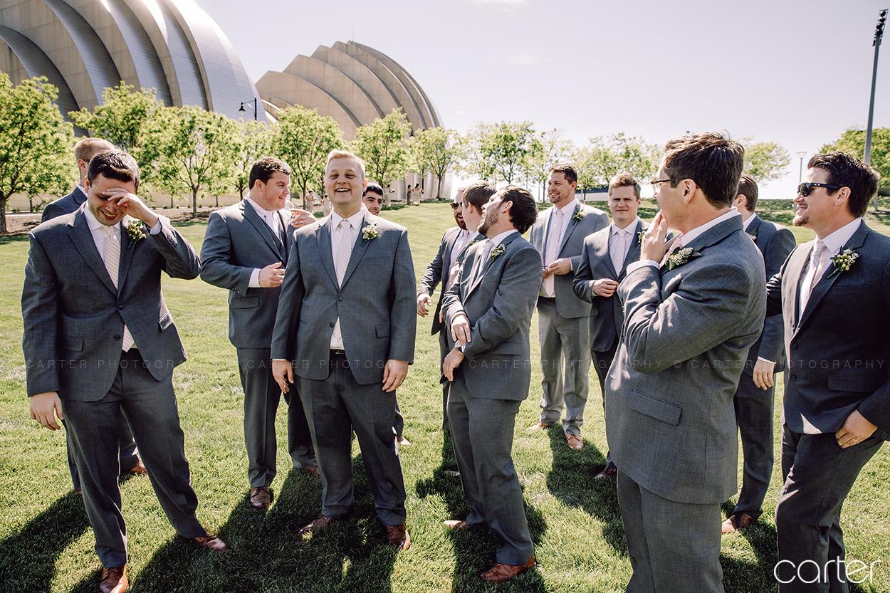 Kansas City Wedding Photographers - Carter Photography