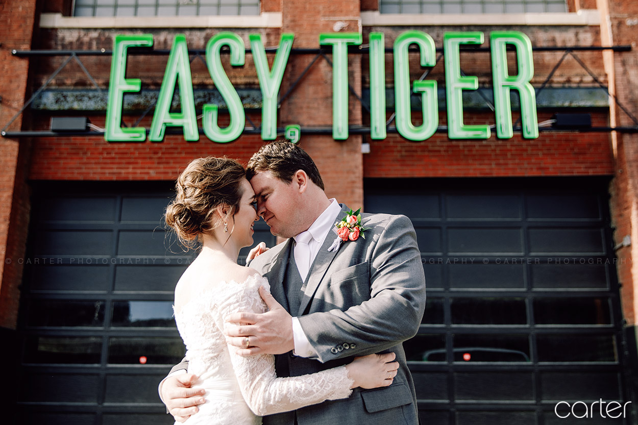 Kansas City Wedding Photographers - West Bottoms Pictures - Carter Photography