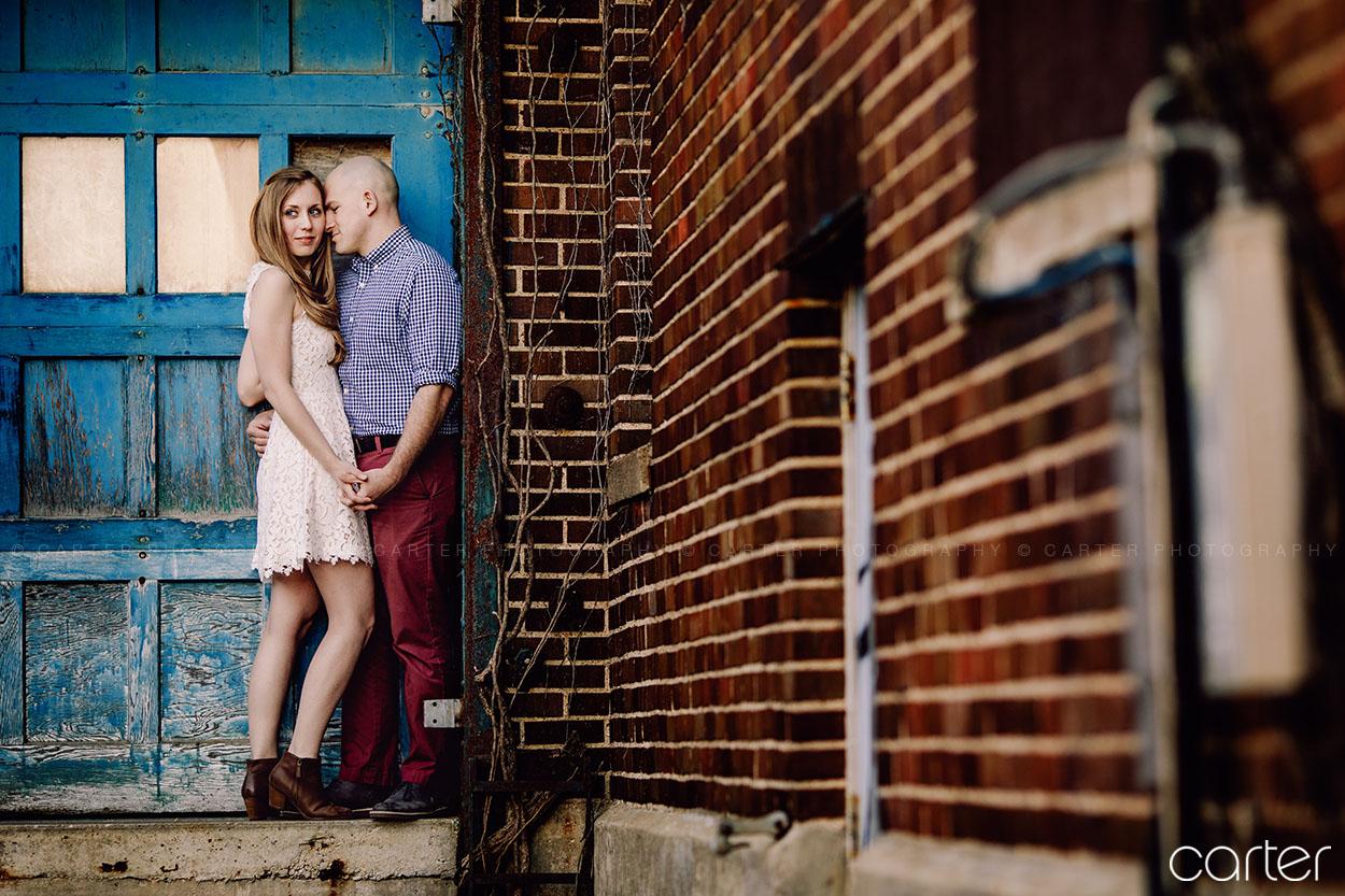Cedar Rapids Iowa City Engagement Pictures Photographers - Carter Photography