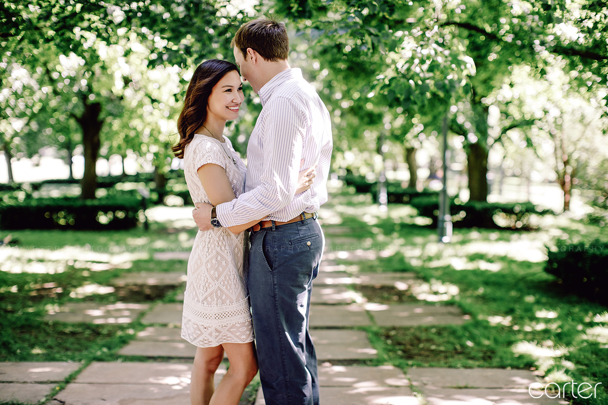 Nelson Kansas City Engagement Pictures Photographers - Carter Photography
