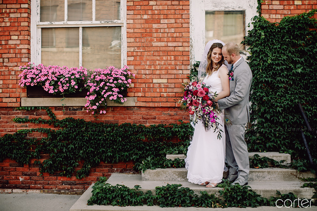 Barnes Place Des Moines Iowa Wedding Pictures - Carter Photography