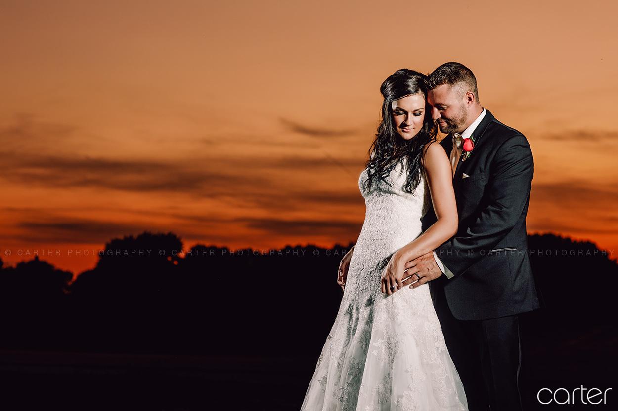 Cedar Rapids Wedding Photographers Henderson Event Center - Carter Photography