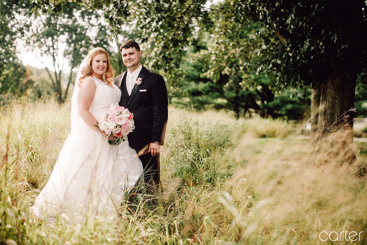 Liz Amp William S West Des Moines Hilton Garden Inn Wedding
