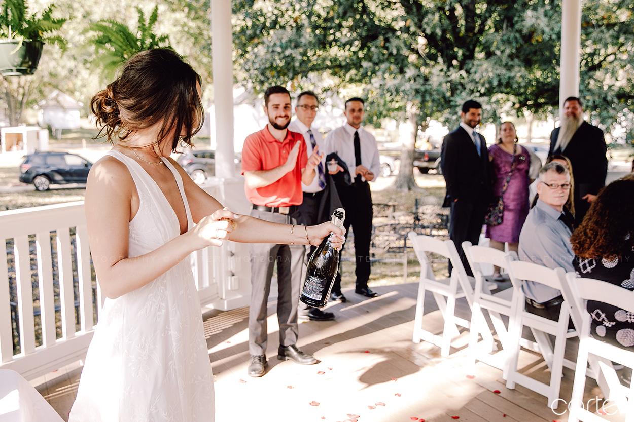 Ushers Ferry Wedding Cedar Rapids Iowa Photographers - Carter Photography