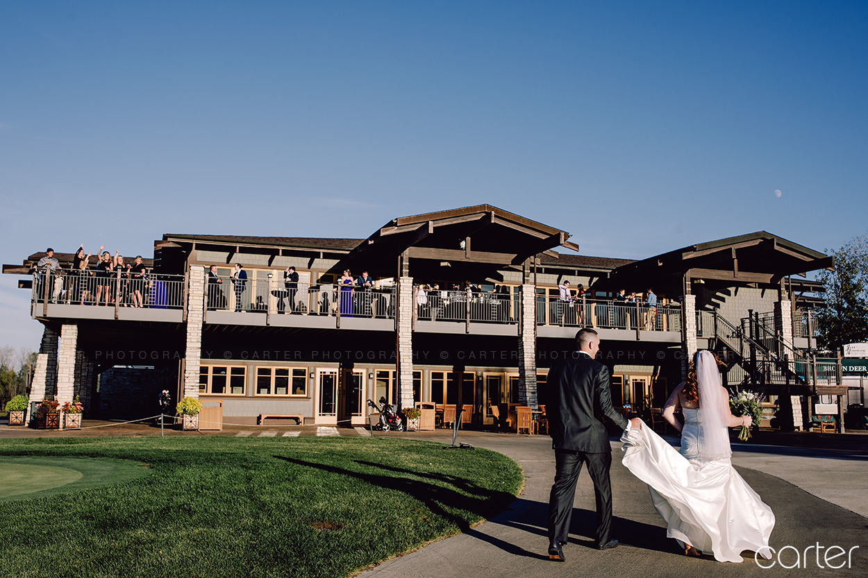 Brown Deer Golf Club Wedding Iowa City Wedding Pictures Photographers - Carter Photography
