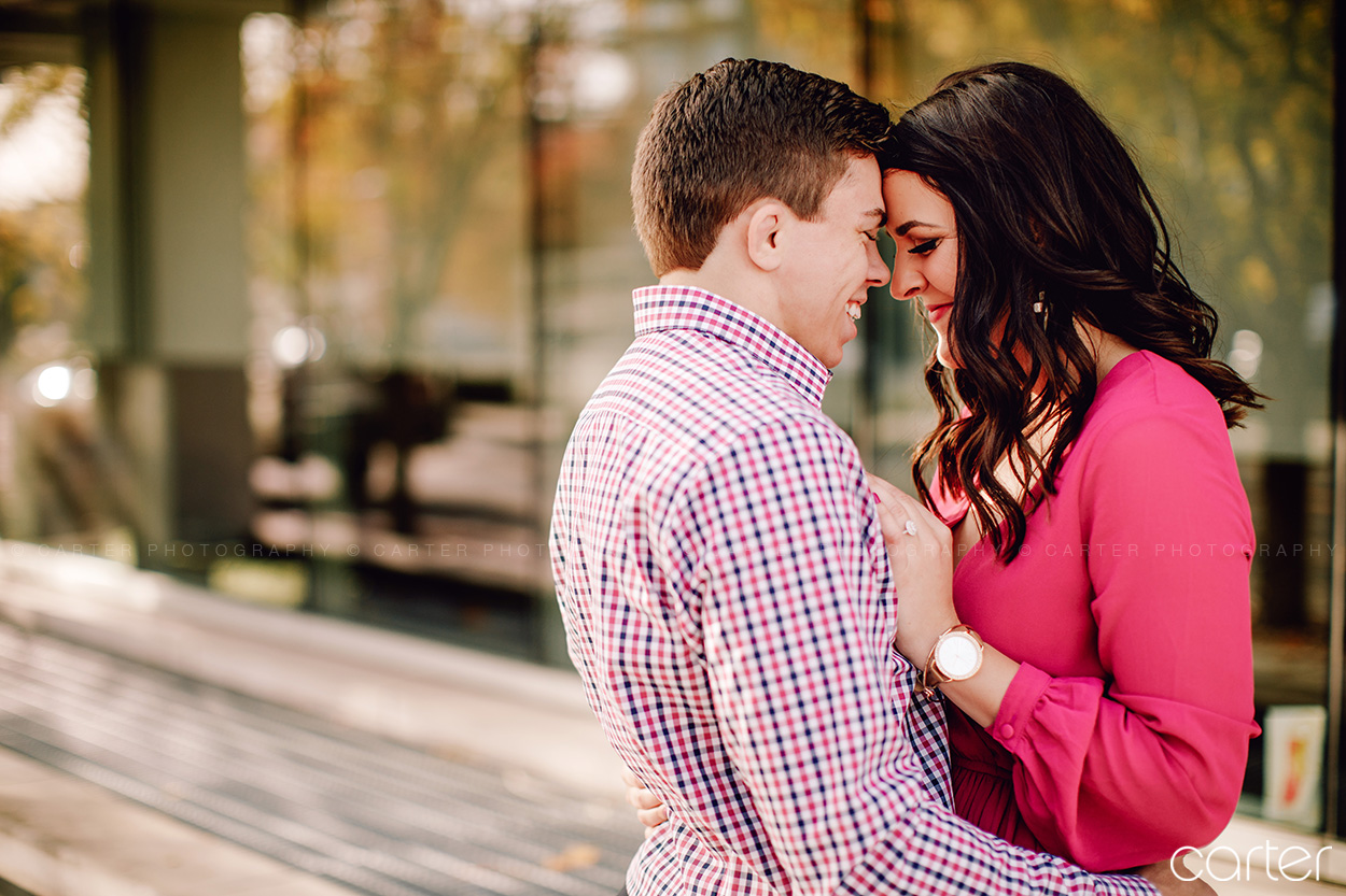 Kansas City Engagement Session Pictures Photographers - Carter Photography