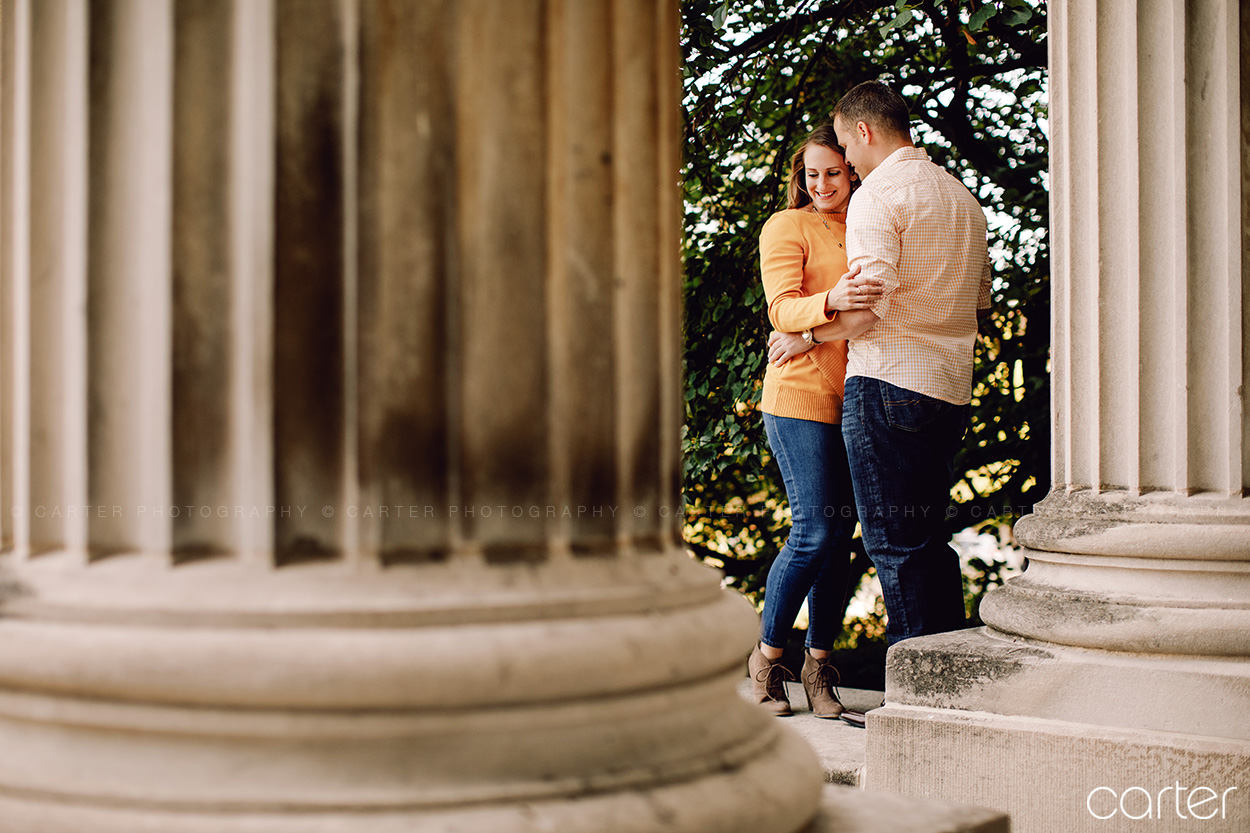 Iowa City Engagement Session Pictures Photographers - Carter Photography
