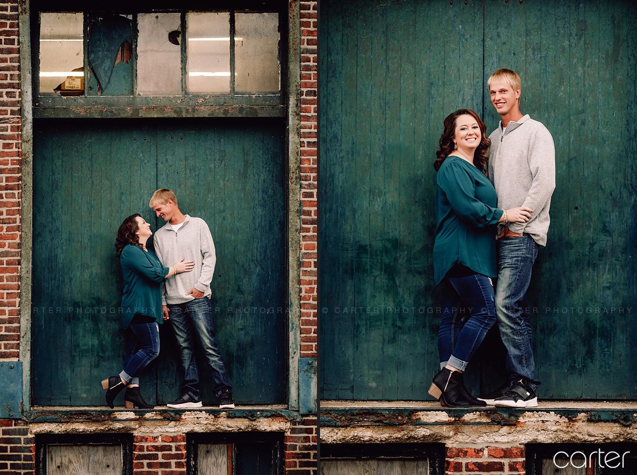 Burlington Iowa Engagement Session Pictures Photographers - Carter Photography