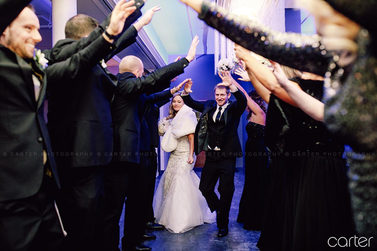 Eastbank Venue Wedding Pictures Cedar Rapids Photographers - Carter Photography
