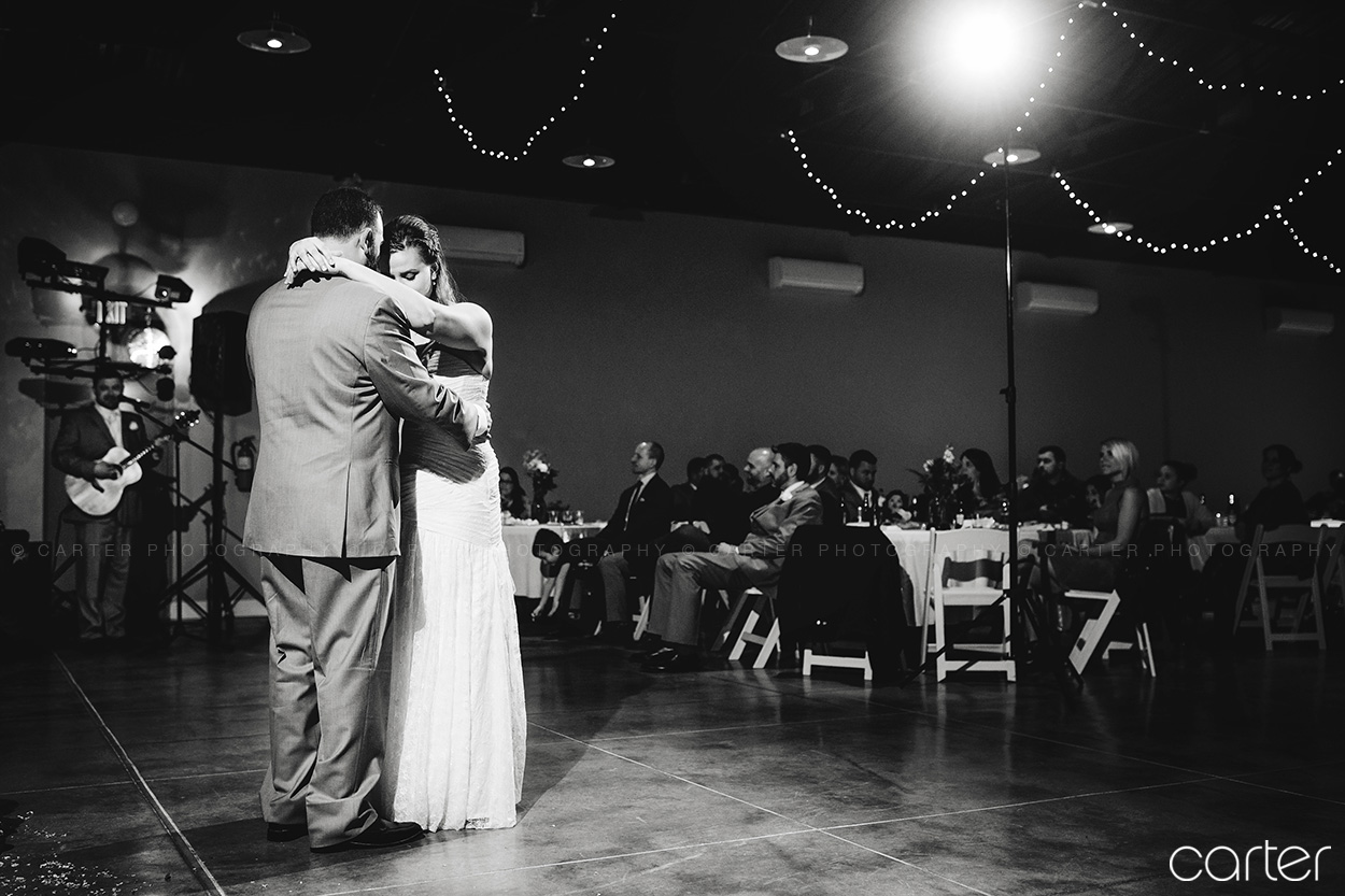 Carter Photography Cedar Rapids Iowa Photographers Airport Rd Vineyard Wedding Reception Pictures First Dance