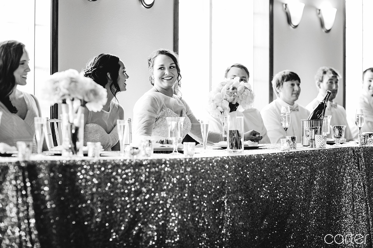 Bella Sala Wedding Reception Pictures Iowa Photographers - Carter Photography