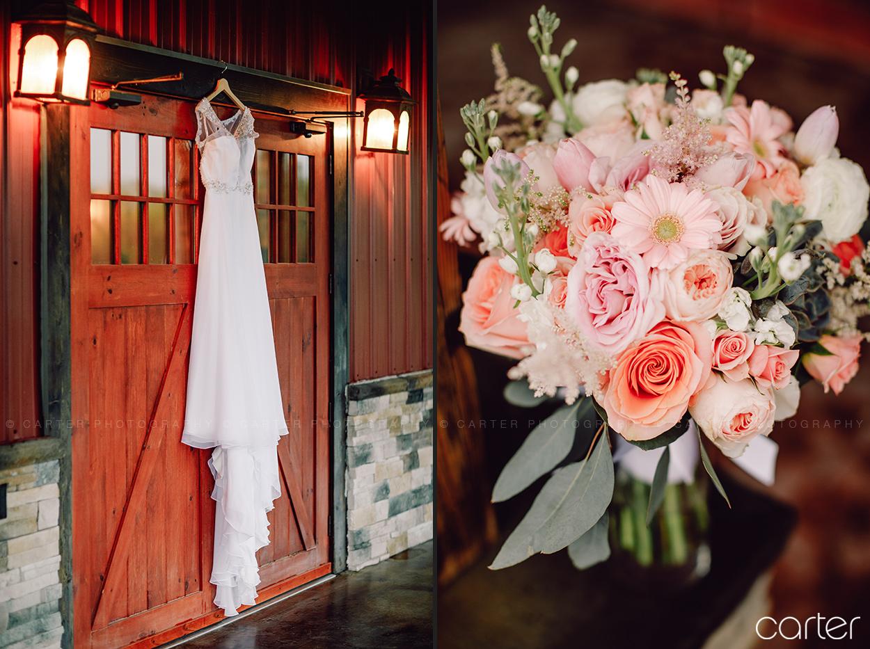 Barn on the Ridge Wedding Pictures Burlington Iowa Carter Photography