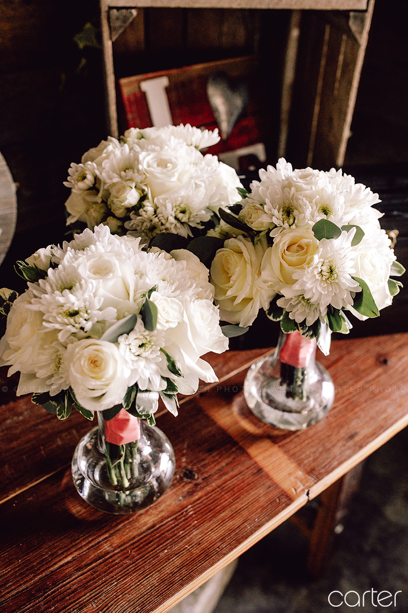 Wedding Details at Rapid Creek Cidery Iowa City - Carter Photography