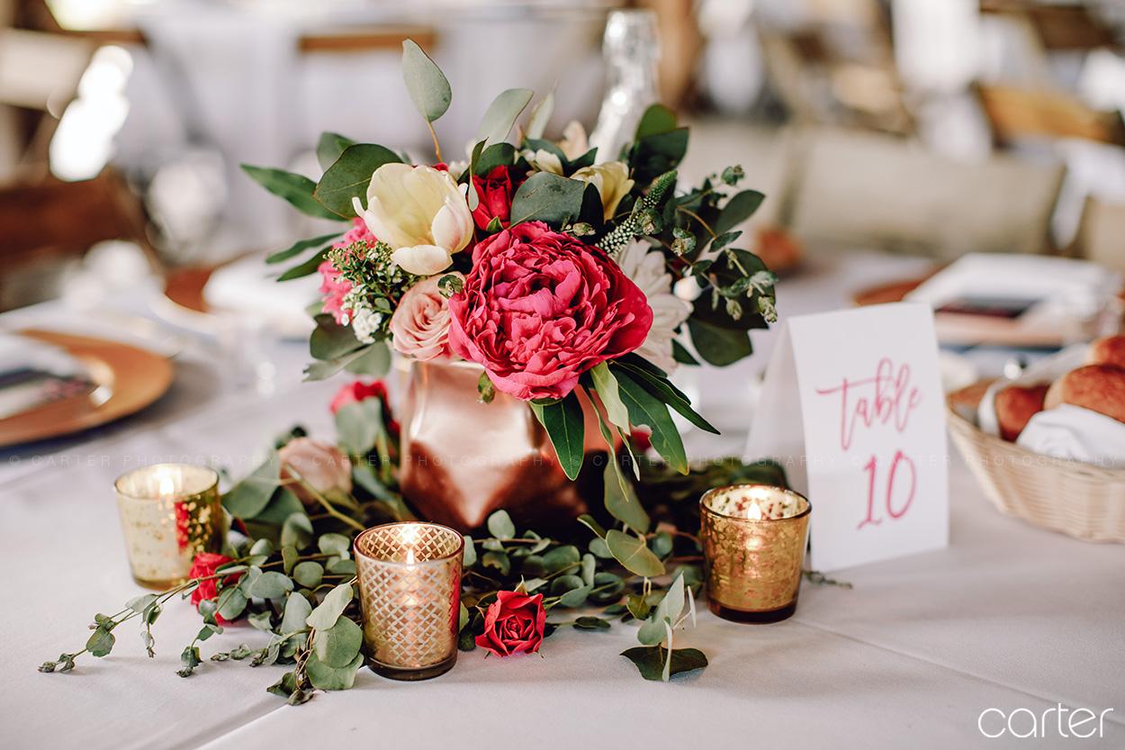Weston Red Barn Farm Wedding Kansas City Reception Venue Details Carter Photography