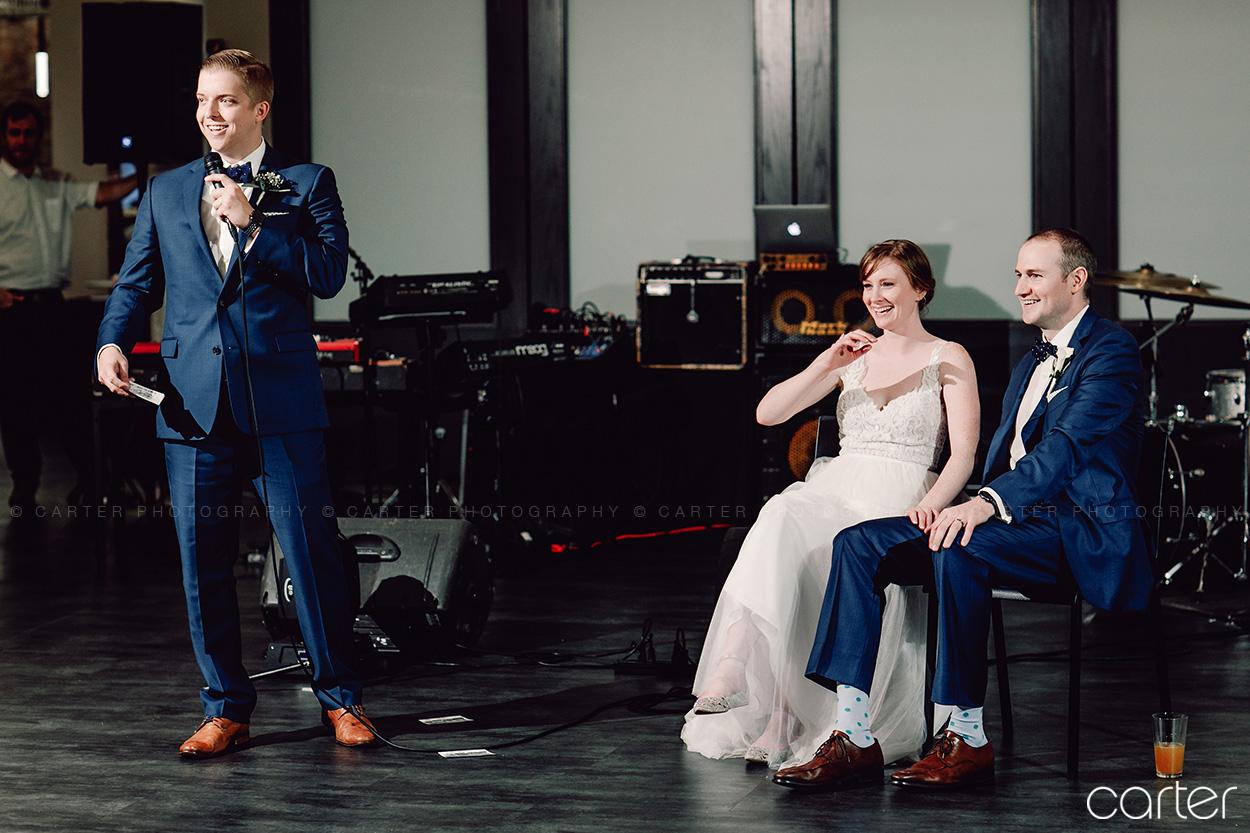 Eastbank Venue Wedding Pictures Cedar Rapids Iowa Photographers Carter Photography