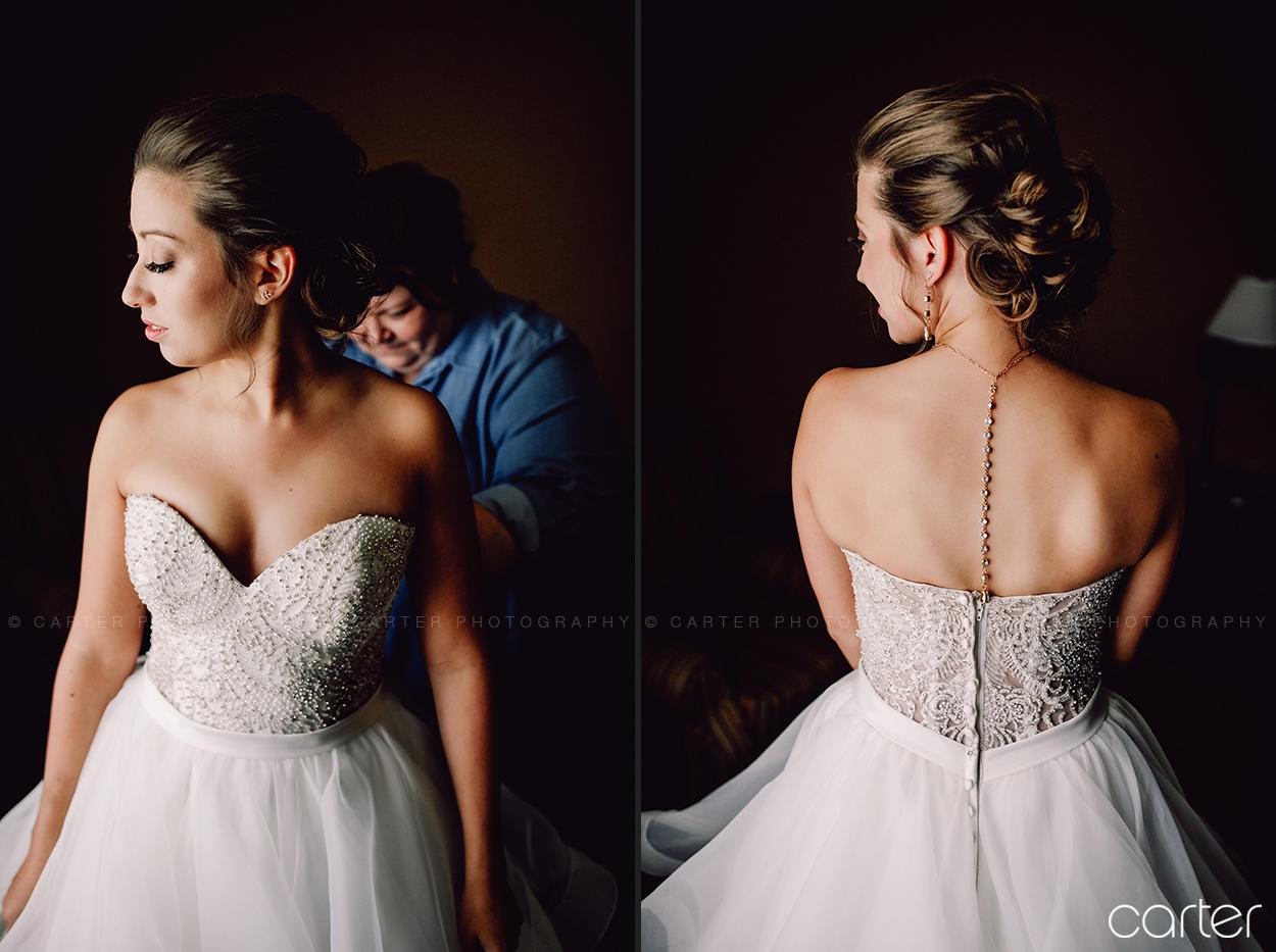 Cedar Ridge Wedding Pictures Cedar Rapids Iowa City Photographers - Carter Photography