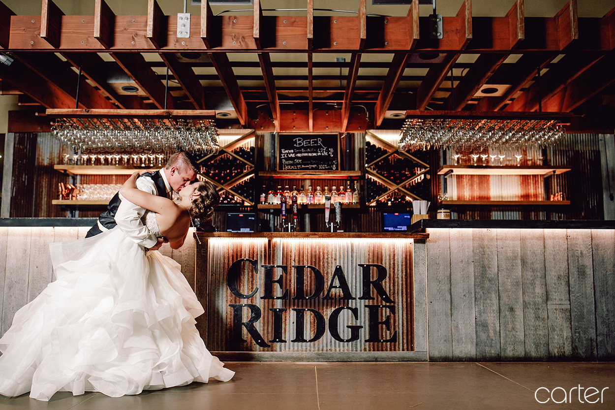 Cedar Ridge Wedding Pictures Cedar Rapids Iowa City Photographers - Carter Photography
