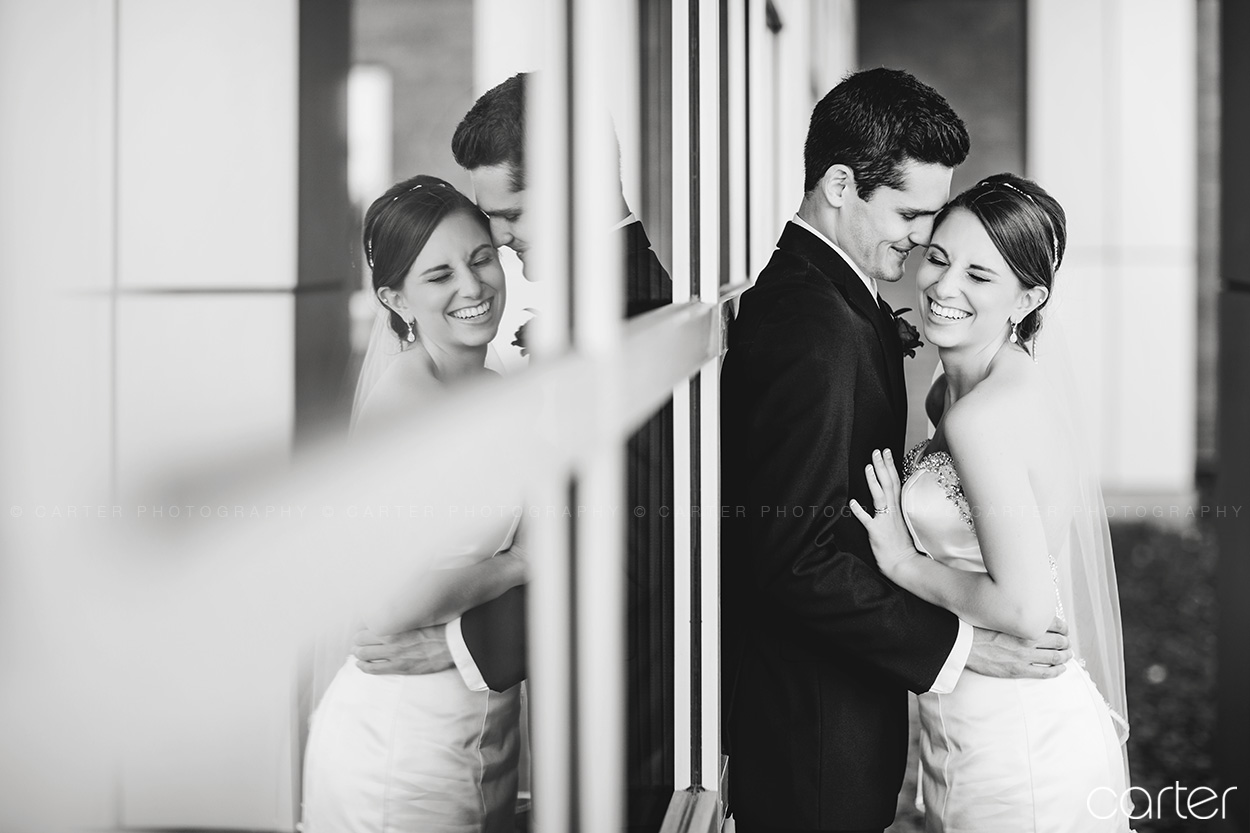 Hotel Kirkwood Wedding Pictures Cedar Rapids Iowa Photographers Carter Photography