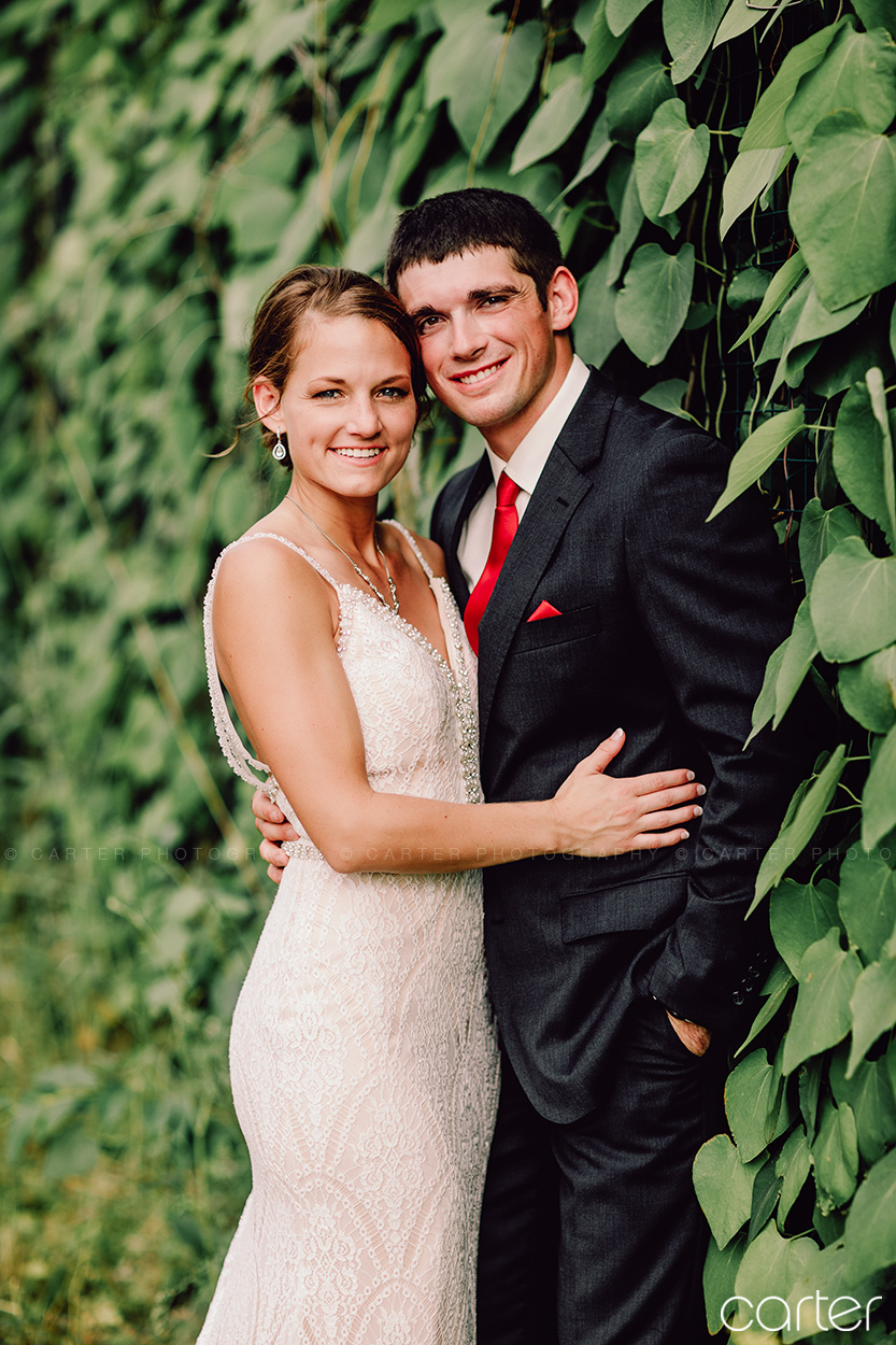 Coralville Iowa City Wedding Photographers Brown Deer Wedding Pictures Carter Photography