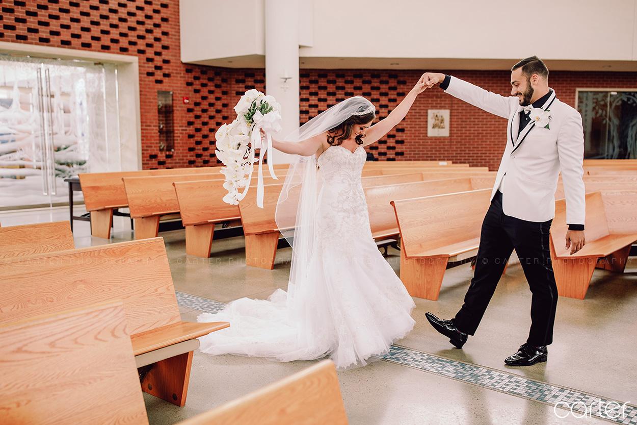 Eastbank Wedding Pictures Cedar Rapids Iowa Wedding Photographers Carter Photography