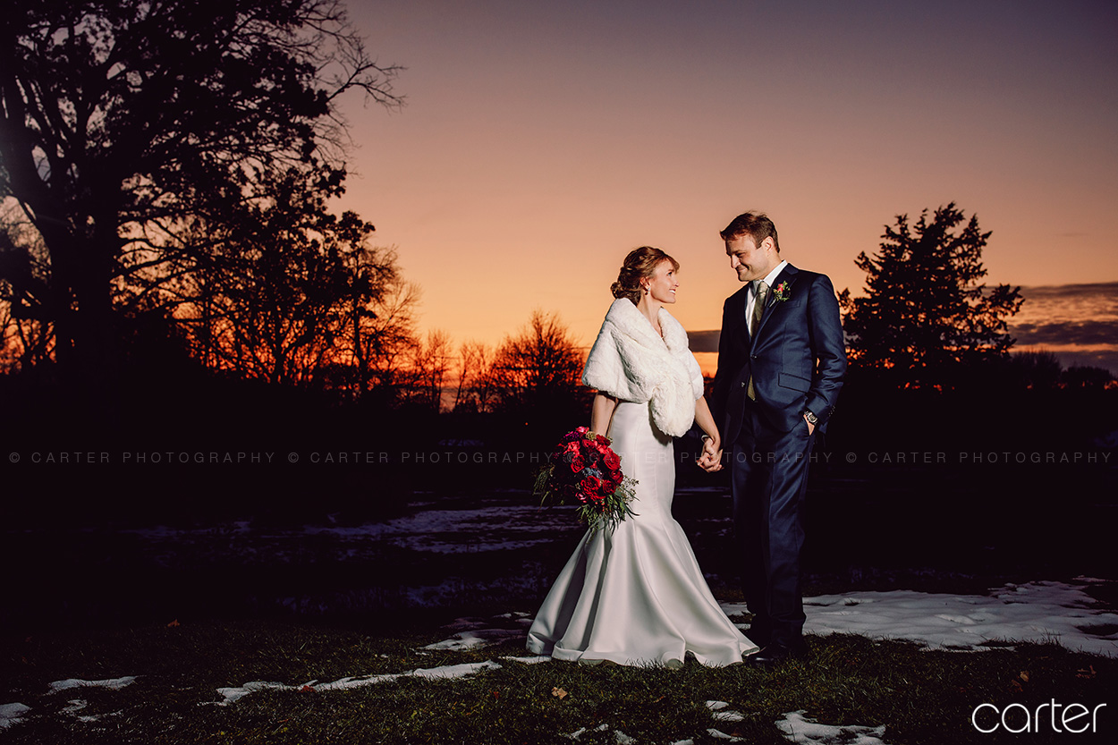 Ushers Ferry Wedding Pictures Cedar Rapids Iowa Photographers Carter Photography