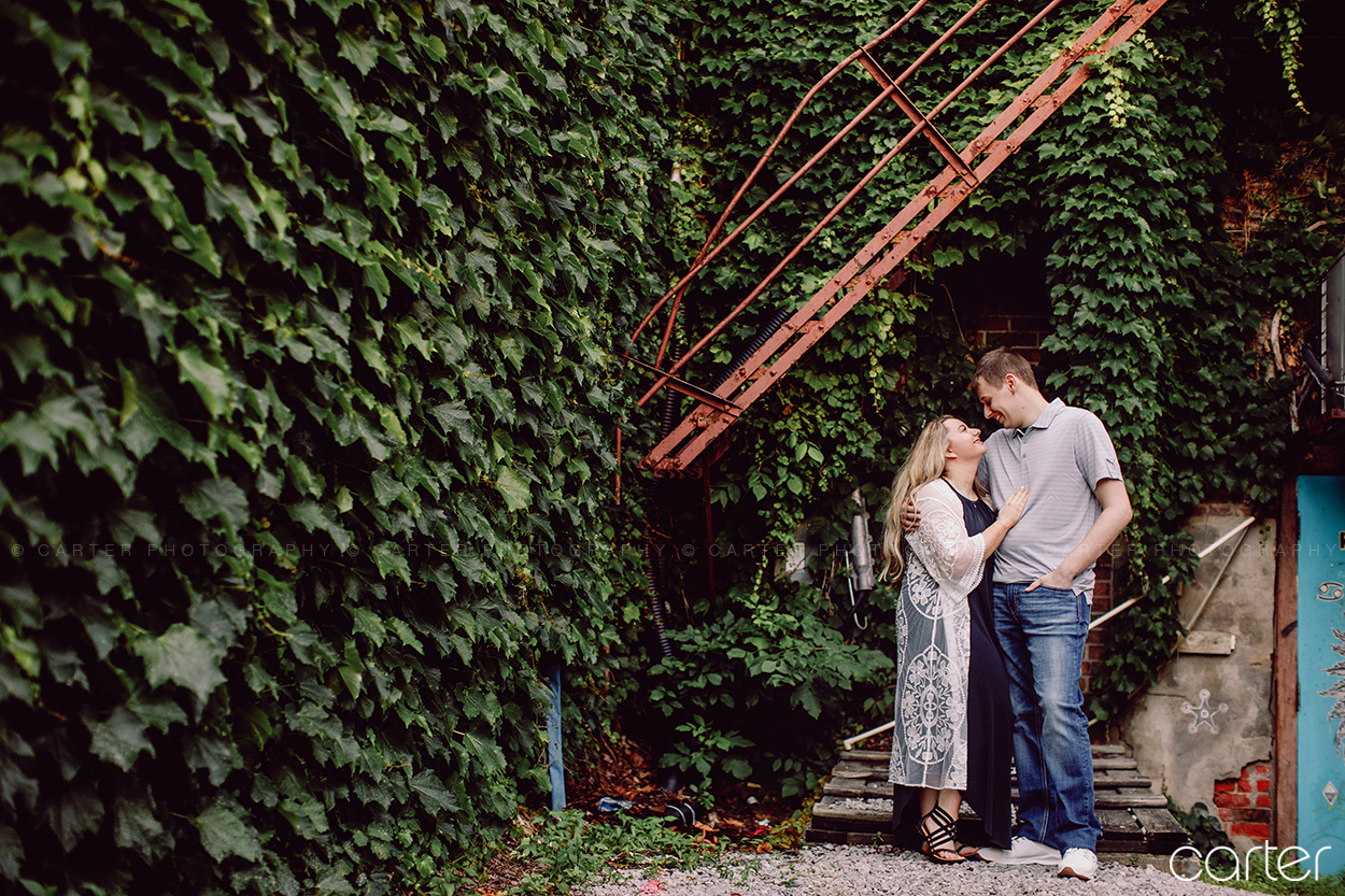 Iowa City Engagement Pictures Session Photographers Carter Photography