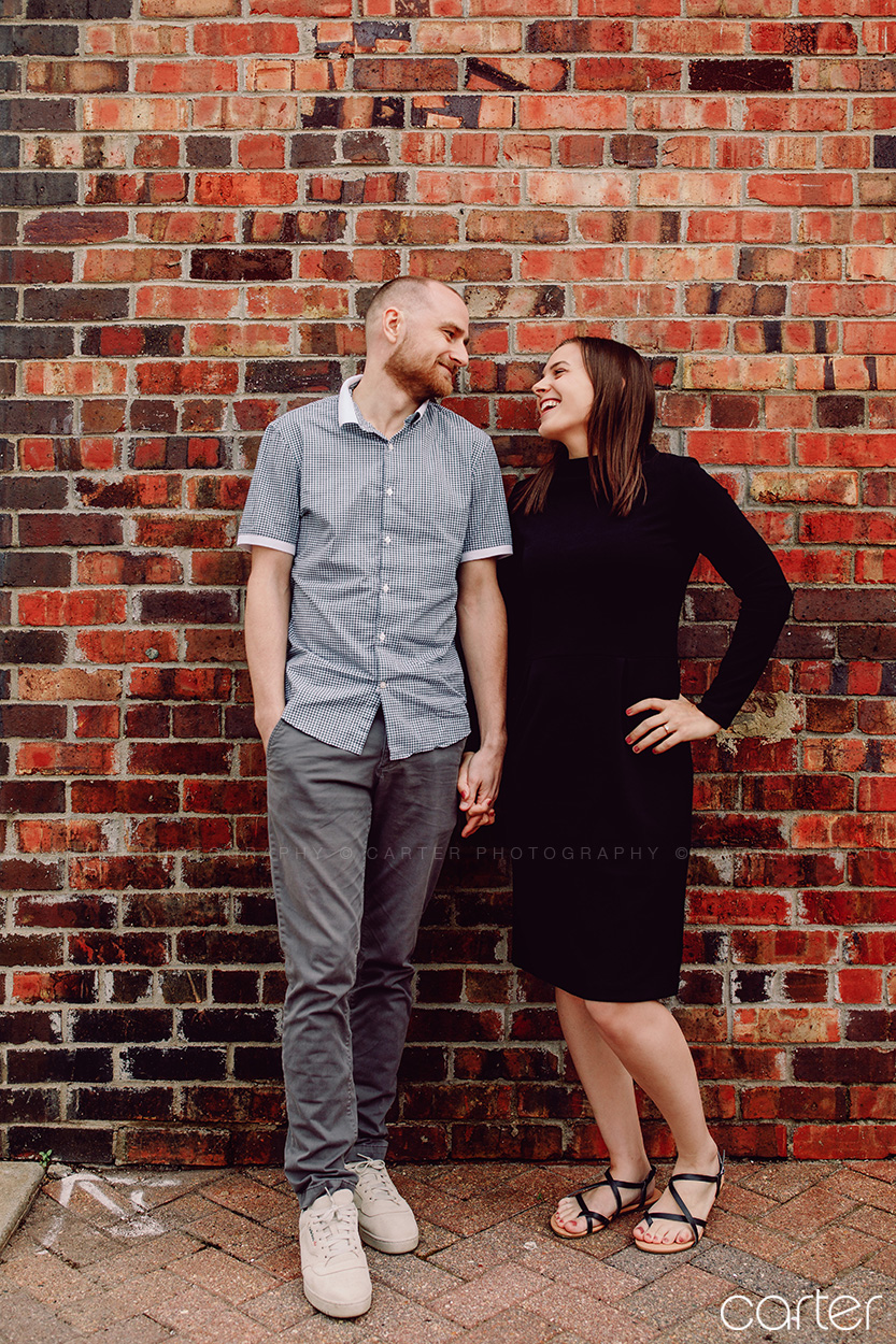 Des Moines Engagement Session Pictures Carter Photography