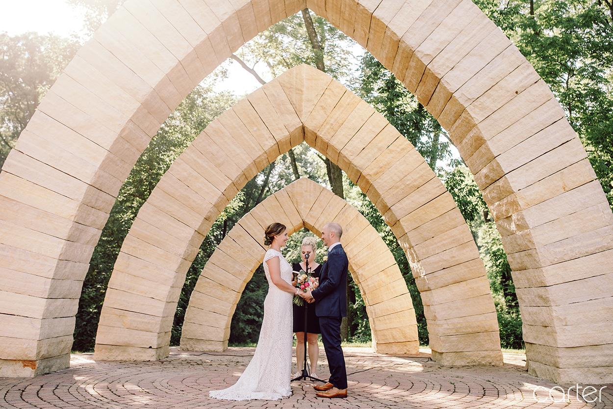 Celebration Farm Wedding Pictures Iowa City Photographers - Carter Photography