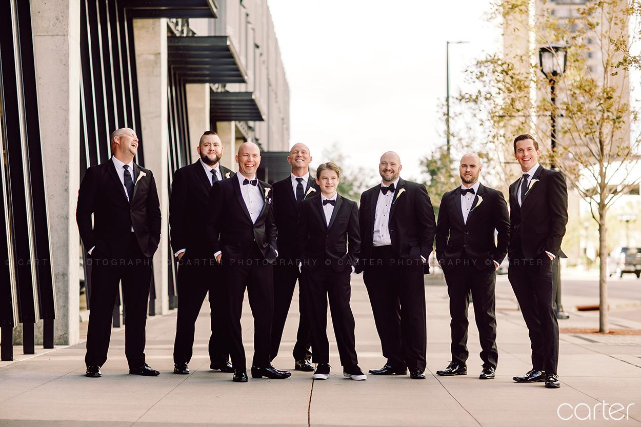 Eastbank Wedding Pictures Cedar Rapids Iowa Photographers Carter Photography