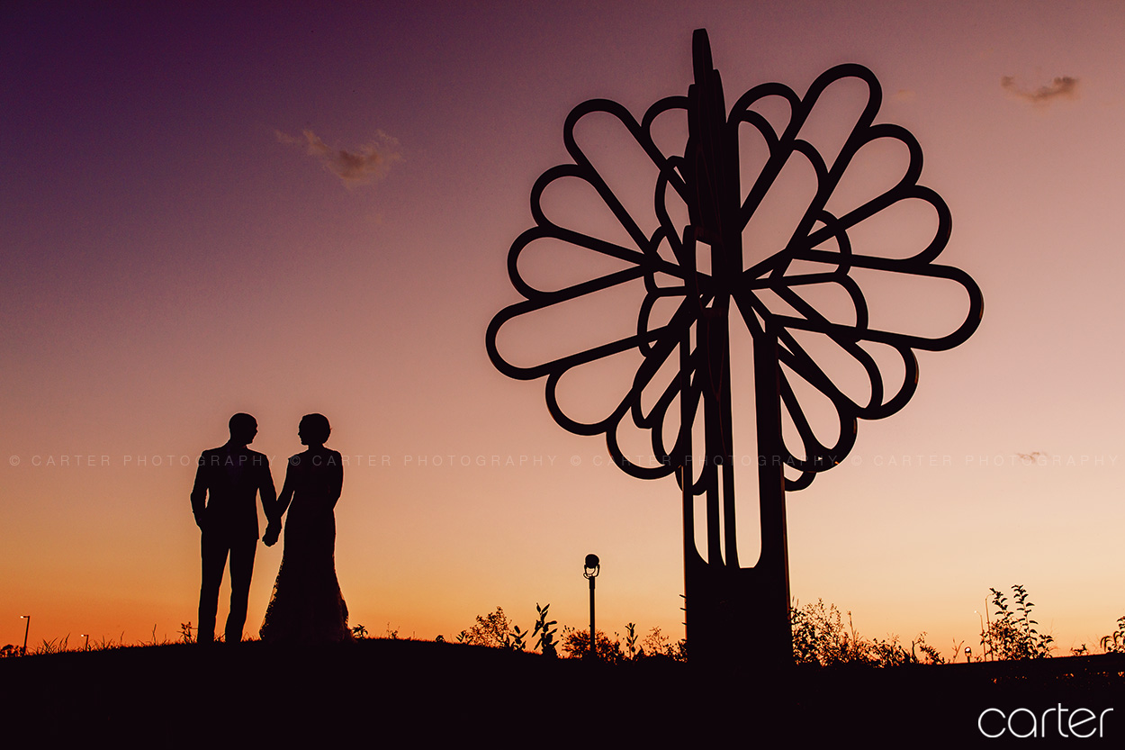 Eastbank Wedding Pictures Cedar Rapids Iowa Photographers Carter Photography
